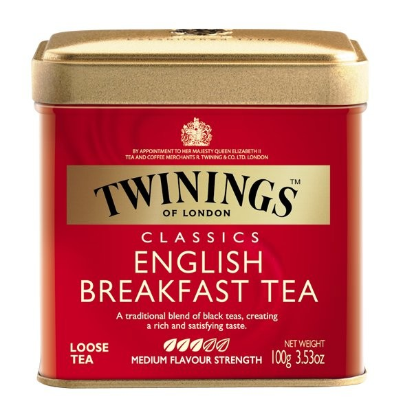 Puszka do herbaty English Breakfast Tea