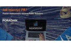 """""""Jak mierzyć PR?"""" - praktyczny poradnik od Newspoint"""